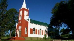 Templo Igreja Luterana Argentina-IELA