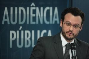 Salomão Ximenes participou da audiência pública sobre ensino religioso. Créditos: Nelson Jr./STF